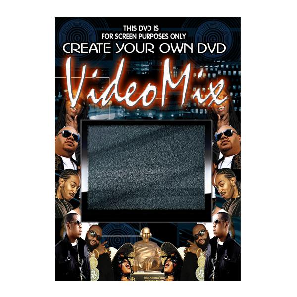 Custom DVD