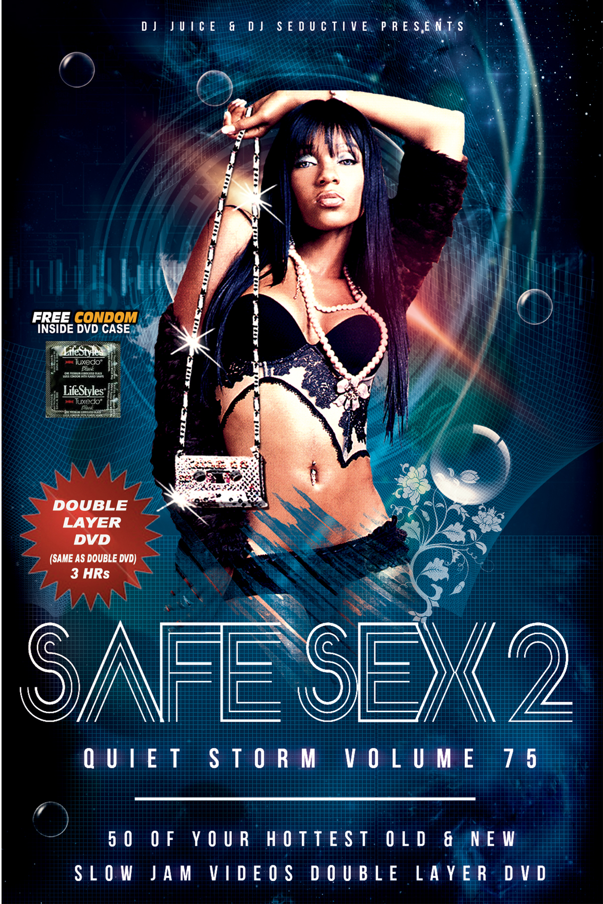 Safe Sex #2: Slow Jam VideoMix Vol  75 (2 DVD/1 CD) - Blendkingz com | The  #1 Rated Mixtapes & Video Blend DVDs Worldwide