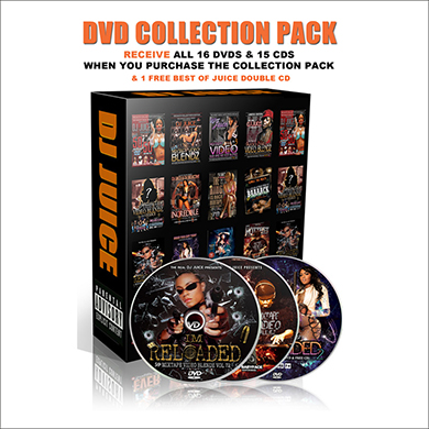 Dvd Collection Pack