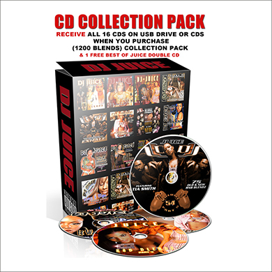 CD Collection Pack